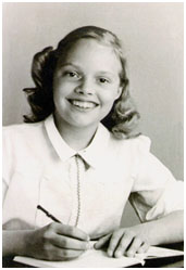 Aileen Wournos, age 13
