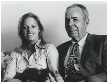 Aileen Wournos with Lewis Fell