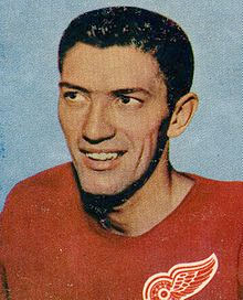 Al Arbour on the Red Wings