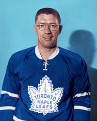 Al Arbour on the Toronto Maple Leafs