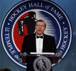 Al Arbour, hockey hall of Fame