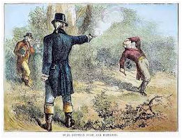 Image result for alexander hamilton's death