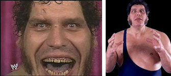 Andre the Giant, WWF