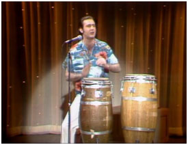 Andy Kaufman as Foreign Man