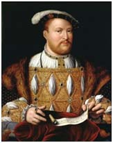 King of england in 1526