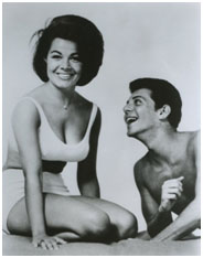 Annette Funicello after Mickey Mouse Club