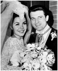 Annette Funicello with Jack Gilardi