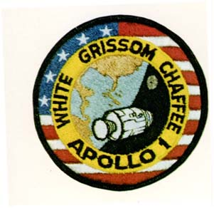 The Apollo One mission patch