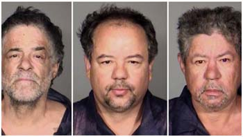 Ariel Castro and his 2 brothers