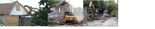 Ariel Castro's home demolished