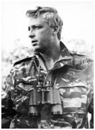Ariel Sharon as part of the Haganah