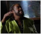 Barry White overweight