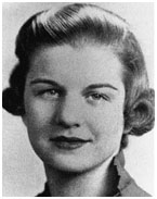 Betty Ford, 1930's