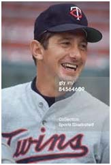 Billy Martin on the Twins