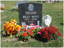 Billy Mays grave