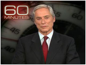 Bob Simon on 60 minutes