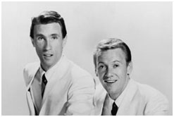 Bobby Hatfield and Bill Medley