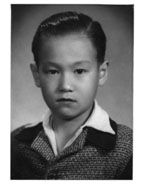 Bruce Lee when he was a child actor