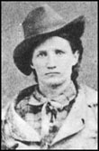 Calamity Jane wearing mens clothes