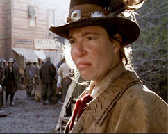Calamity Jane portrayed in Deadwood