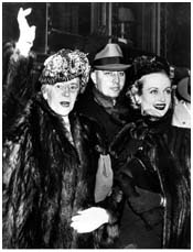 Carole Lombard in Indiana aftr WW2 started
