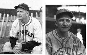 Casey Stengel as Manager of the Dodgers and Braves