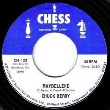 Chuck Berry Maybelline on Chess Records