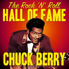 Chuck Berry - Rock and Roll Hall Of Fame