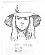 sketch of collette macdonald stabber