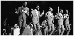 David Ruffin with Temptations