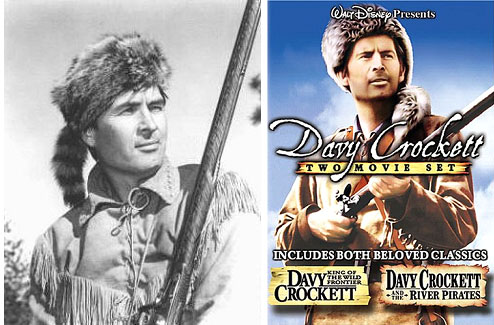 Davy Crockett movie