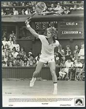 Dean Paul Martin playing tennis