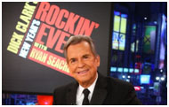 Dick Clark after is stroke