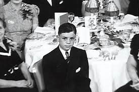 Don Rickles early teenage years