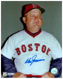 Don Zimmer managing the Redsox