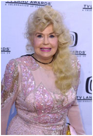 Donna Douglas later in life