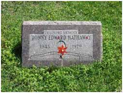 Donny buried at Lake Charles Park Cemetery in St. Louis