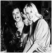 Dorothy Stratten with Paul Snyder