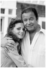 Edward Brooke and Ann Flemming