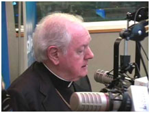 Edward Cardinal Egan on Sirius XM