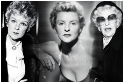 Elaine Stritch through the years