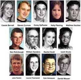 an introduction to the history of the crime committed by dylan klebold and eric harris Eric david harris (april 9, 1981 – april 20, 1999) and dylan bennet klebold (september 11, 1981 – april 20, 1999) were the high school seniors who committed the columbine high school massacre they killed 13 people and injured 21 others.