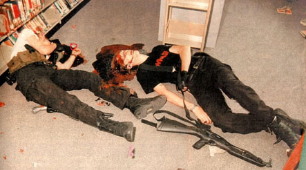 Eric Harris and Dylan Klebold dead