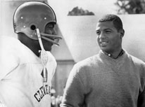 Ernie Davis at Syracuse University
