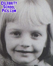 Florence Henderson when she was a little girl