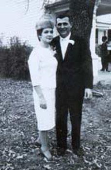Francis Gary Powers and wife