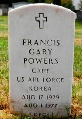 Francis Gary Powers grave