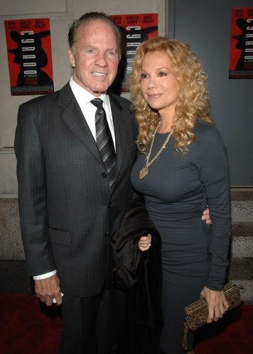 Frank Gifford with Kathie Lee Gifford