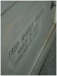 Fred Rogers grave