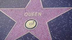 Queen - star on walk of fame